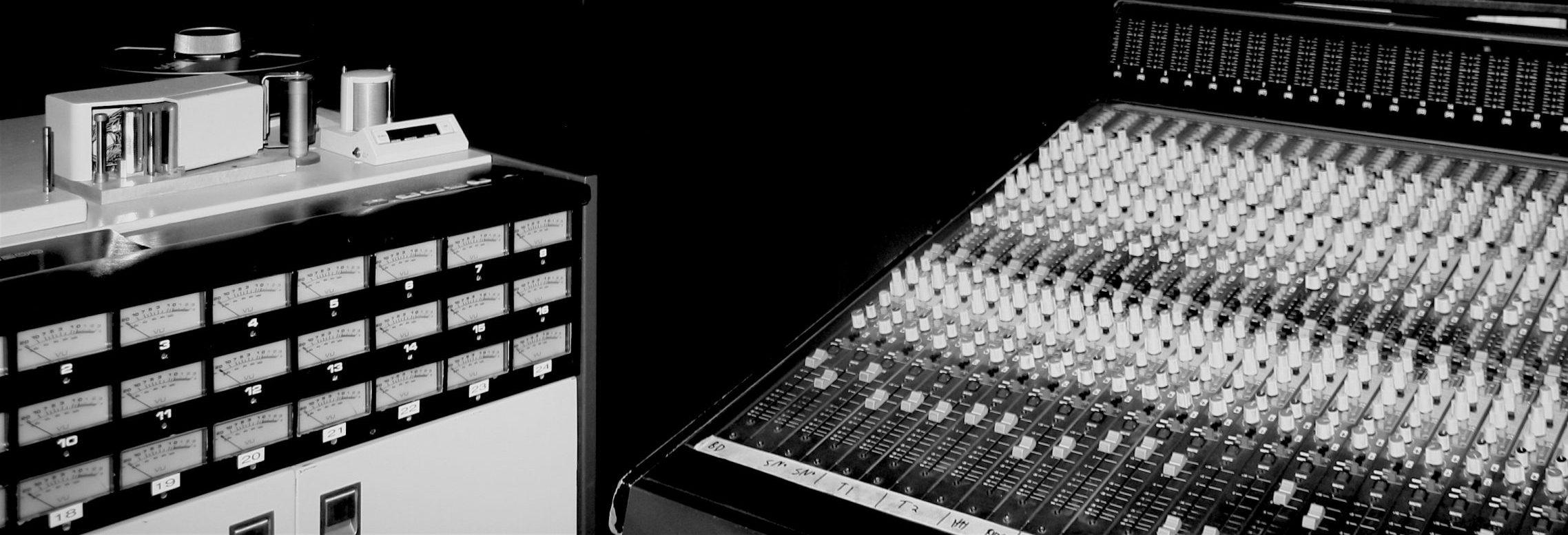 UNDERGROUND AUDIO - Recording Studio